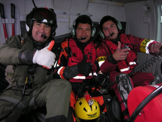 Helicopter crew (2)