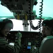 Pilot and co pilot