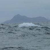 Cape Horn as seen from 9 miles south