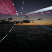 Trade wind sunset